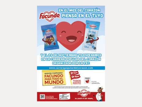 Facundo – Campaña mes del corazón